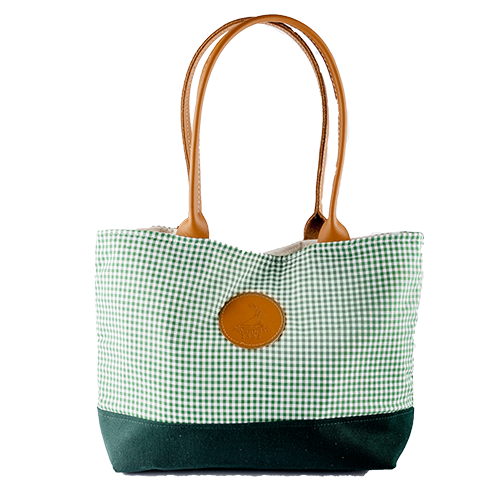 Gingham Tote Mini-Thumbnail
