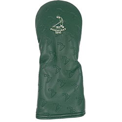 Putter Boy Embossed Headcover (Hunter) LARGE