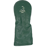 Putter Boy Embossed Headcover (Hunter) SWATCH