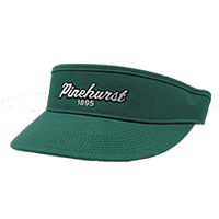 Pinehurst Chino Twill Visor_THUMBNAIL