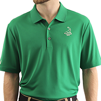 Men's Pinehurst Private Label Solid Polo THUMBNAIL
