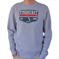Men's Pinehurst Est. Headline Crew THUMBNAIL