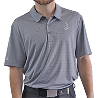 Men's Pinehurst Private Label Novelty Print Polo THUMBNAIL