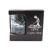 Carolina Hotel Black and White 15 oz. Mug Box Mini-Thumbnail