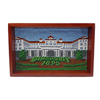 Smathers and Branson Carolina Hotel Valet Tray THUMBNAIL
