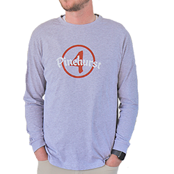 Men's Pinehurst No. 4 Berkley Long Sleeve Tee MAIN