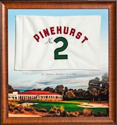 (Limited Edition) Framed No. 2 Flag THUMBNAIL