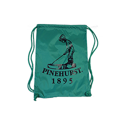Putter Boy Core Drawstring Bag