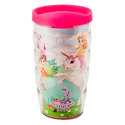 Tervis - Kids Putter Boy Unicorn 10 oz Tervis Tumbler w/ Lid MAIN