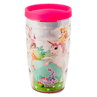 Tervis - Kids Putter Boy Unicorn 10 oz Tervis Tumbler w/ Lid THUMBNAIL