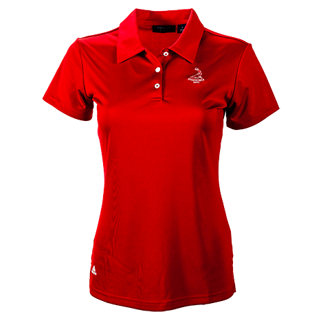 Ladies' Pinehurst Private Label Solid Polo Mini-Thumbnail