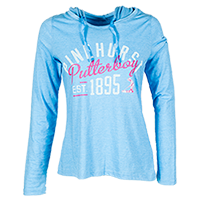 Ladies' City Swing Hood - Raindrop Blue