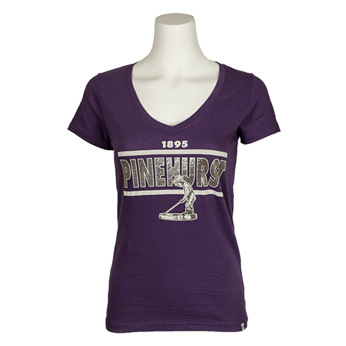 Ladies' Flanker V-Neck Tee