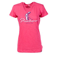 Ladies' Pinehurst Resort Scrum Tee Mini-Thumbnail