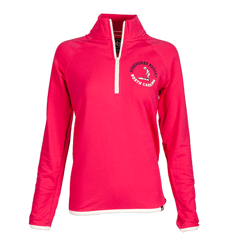 Ladies' Squad Quarter Zip Mini-Thumbnail