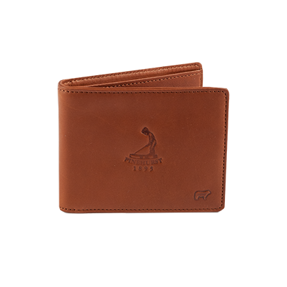 Leather August Billfold