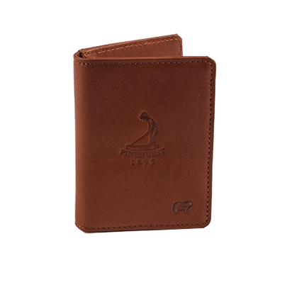 Leather Cyrus Card Holder