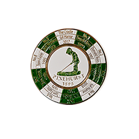 Pinehurst Legend Coin SWATCH