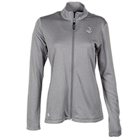 Ladies' Pinehurst Private Label Fleece Jacket Mini-Thumbnail