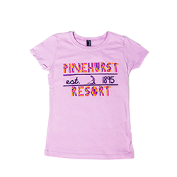 Girls' Pinehurst Tee