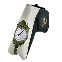 Pinehurst Clock Limited Edition Blade Cover