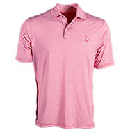 Fairway and Greene Men's Mini Stripe Polo