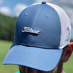Titleist - PBoy Nantucket Mesh Cap LARGE