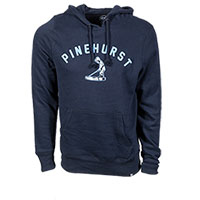 Men's Pinehurst Headline Hoodie-Navy