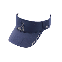 Putter Boy Cross Court Visor
