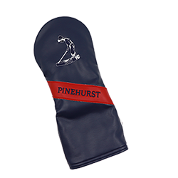 Pinehurst Victor Slash Covers (Navy/Red)