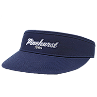 Pinehurst Chino Twill Visor Mini-Thumbnail