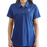 Ladies' Pinehurst Private Label Solid Polo SWATCH