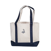 Pinehurst Canvas Tote Bag Mini-Thumbnail