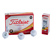 Titleist DT Trusoft-Sleeve of 3