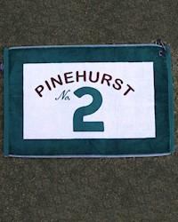 Pinehurst No. 2 Towel THUMBNAIL
