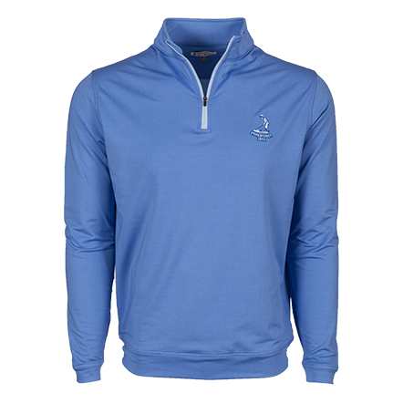 Peter Millar - No. 2 Collection Perth Melange Pullover Mini-Thumbnail
