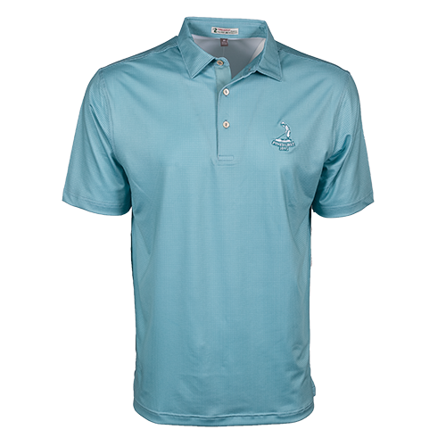 Peter Millar - No. 2 Collection Twilight Pin Dot Jersey