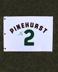 No. 2 Applique Pin Flag THUMBNAIL