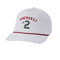 Pinehurst No. 2 Rope Cap THUMBNAIL