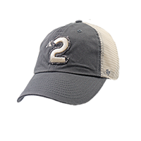 No. 2 Stamper Fitted Cap THUMBNAIL