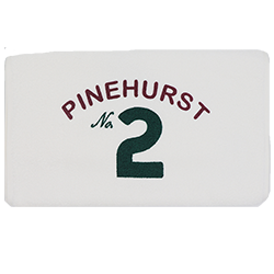 Pinehurst No. 2 Terry Caddy Towel MAIN