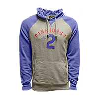 Men's No. 2 Match Raglan Hoodie THUMBNAIL