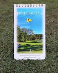 Pinehurst No. 3 Yardage Guide THUMBNAIL