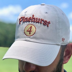 '47 Brand- Pinehurst No. 4 Clean Up Cap THUMBNAIL