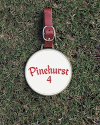 Engravable Bag Tag - No. 4 THUMBNAIL