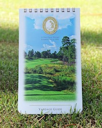 Pinehurst No. 8 Yardage Guide THUMBNAIL