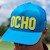 G/FORE - Ocho Cap - Blue/Yellow SWATCH