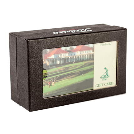 Pinehurst Gift Card Mini-Thumbnail