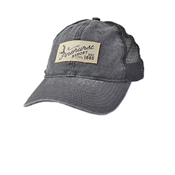 Pinehurst Resort Vintage Label Cap MAIN