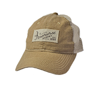 Pinehurst Resort Vintage Label Cap SWATCH